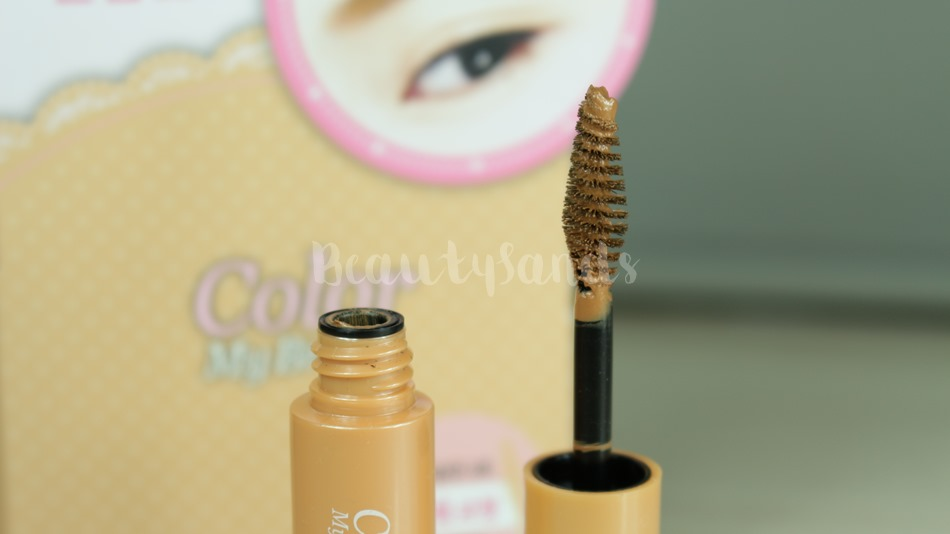 make my brows etude 5