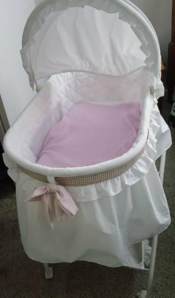Bassinet Baby Girl4