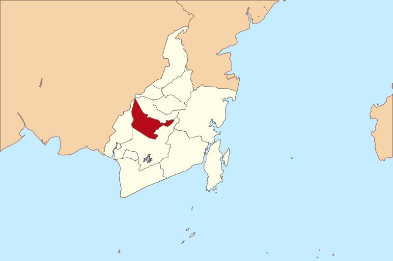 info KALSEL: Profil Kabupaten Tapin