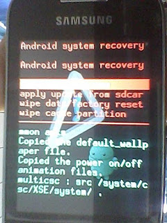 Tutorial Cara Mudah Root Samsung Galaxy Young GT-S5360