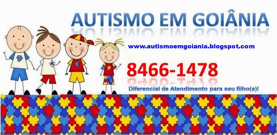 AUTISMO EM GOIÂNIA