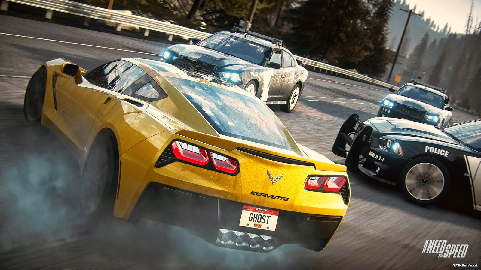 Need for Speed Rivals Free Download Full Version PC Game