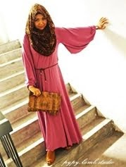 Hijabi Fashion Week May - June 2012 (LoveHFW.com)