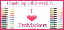 I ♥ ProMarkers Top 3