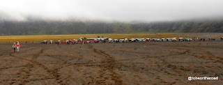 Mt.Bromo Land Area