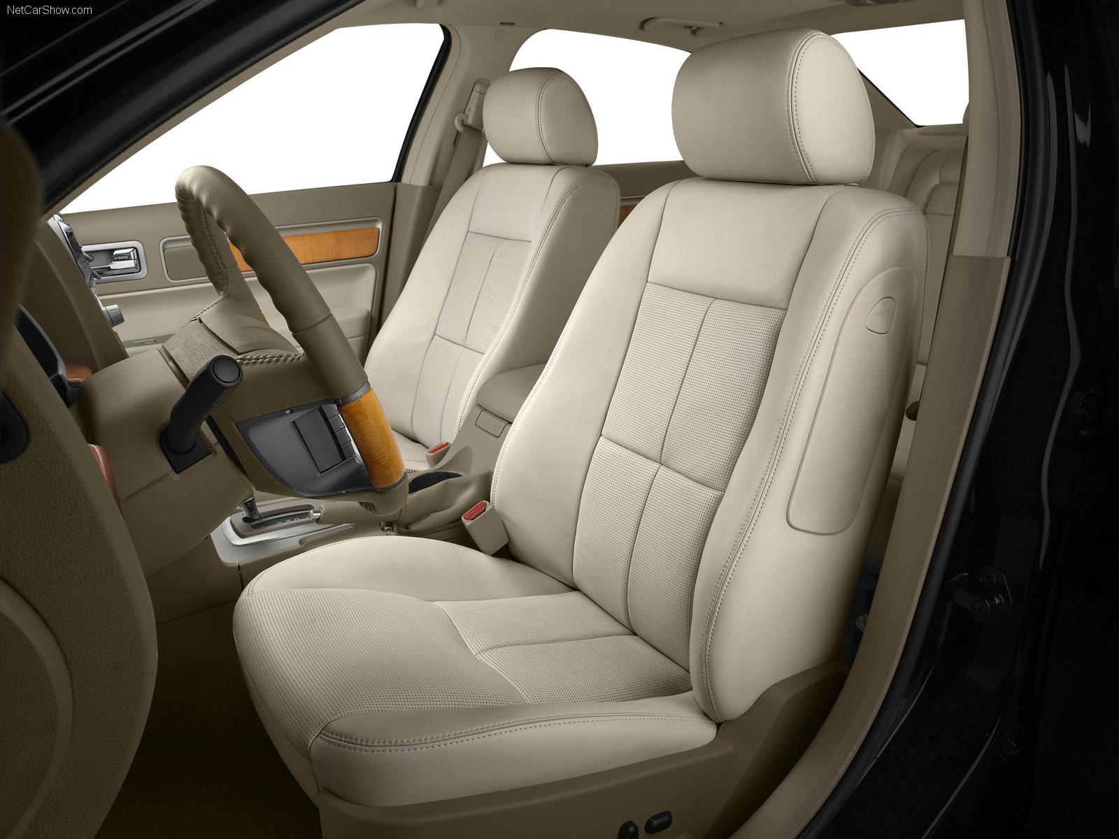 Hình ảnh xe ô tô Lincoln MKZ 2007 & nội ngoại thất