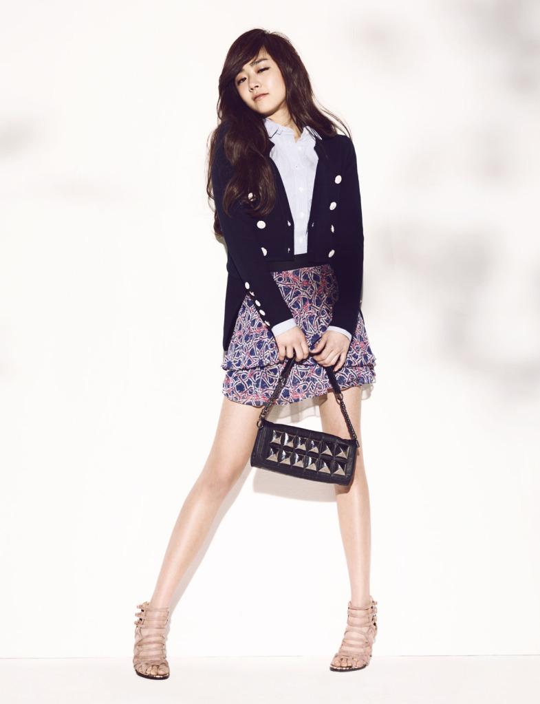 Moda En Corea Moda Femenina