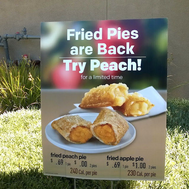 McDonald's Fried Pies