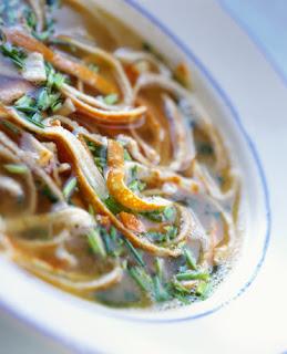 Блинный суп