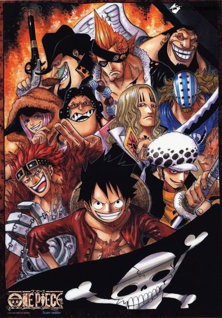 One Piece – Đảo Hải Tặc chap 746 Trang 1 - Mangak.info