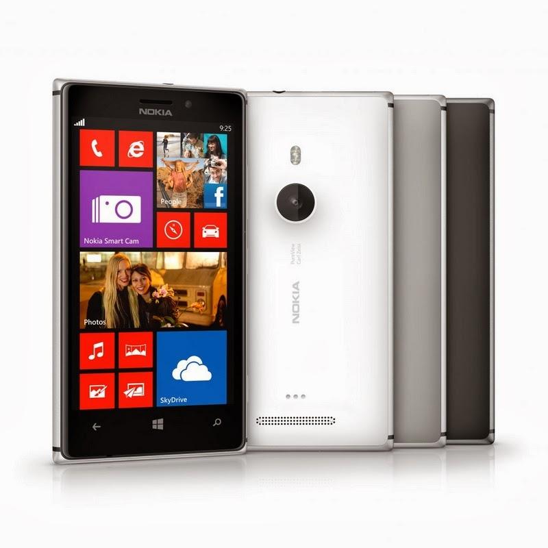 Spesifikasi Dan Harga Nokia Lumia 925 White Terbaru