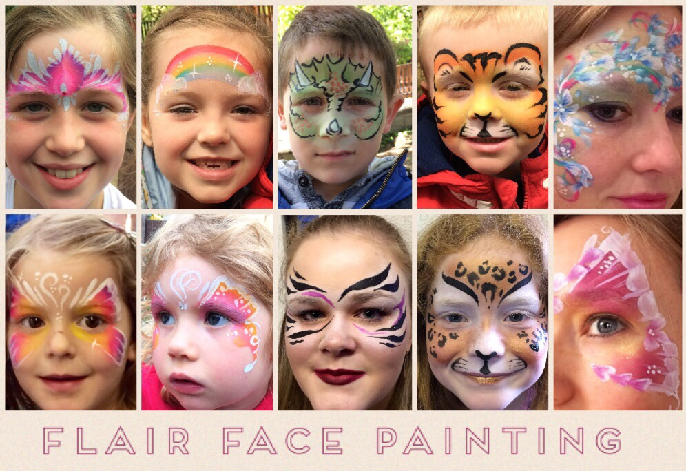 Flair Face Painting