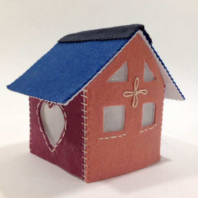 felt cottage luminary lisa fulmer