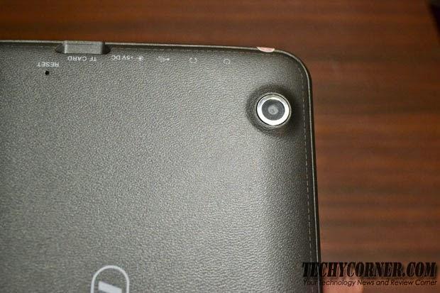 Fukuda FCT-93RK8 Android Tablet camera