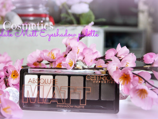 Catrice Absolute Matt *Eyes wide matt* Palette | Ревю