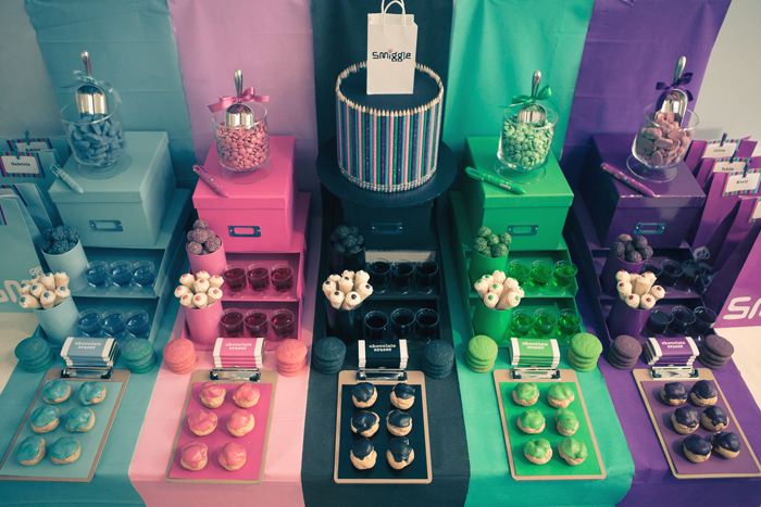 Smiggle bags for school - The Blog A Super Creative Smiggle Themed 8th Birthday By Paper Candy