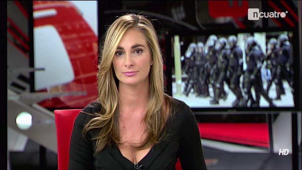 MARTA REYERO, NOTICIAS CUATRO (30.11.13)