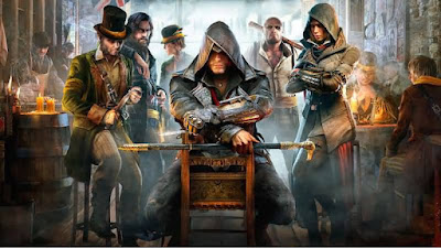 Assassin's Creed Syndicate  cover photo ubisoft