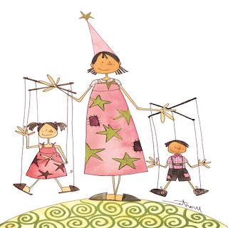 cuentos de niños con marionetas