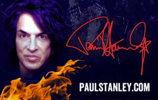 Paul Stanley Website