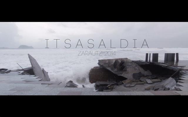 Itsasaldia Zarautzen - 2014