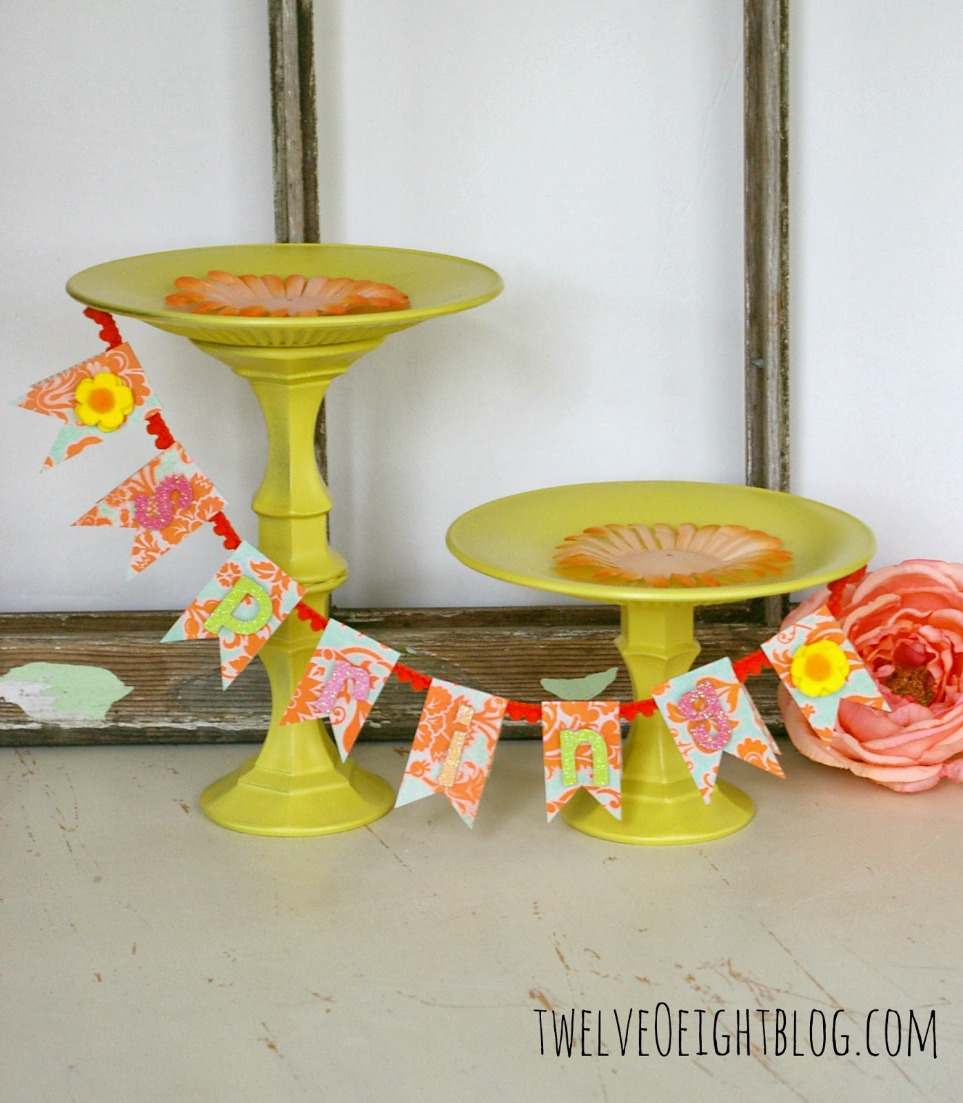diy cake stands. Black Bedroom Furniture Sets. Home Design Ideas