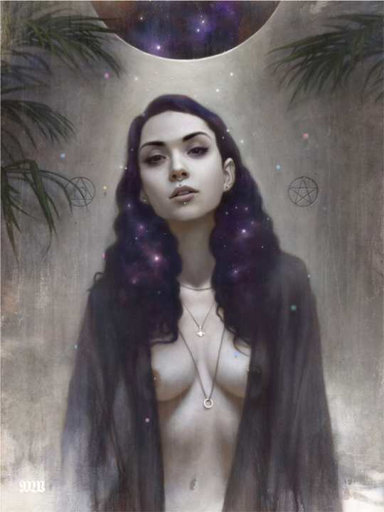 Art of the Day - Tom Bagshaw