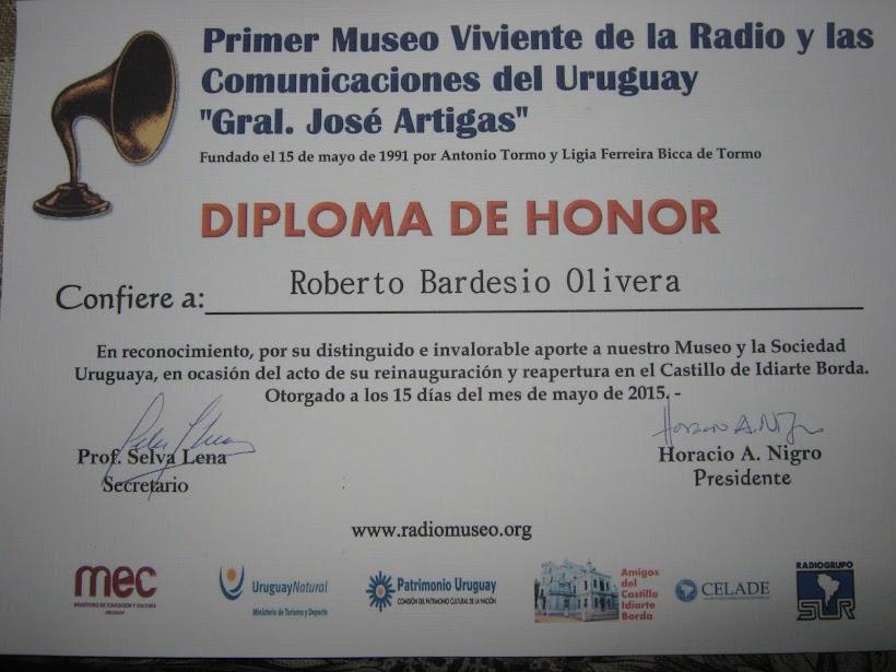 """Reinauguración del Primer Museo Viviente de la Radio y las Comunicaciones """"Gral. José Artigas"""""""