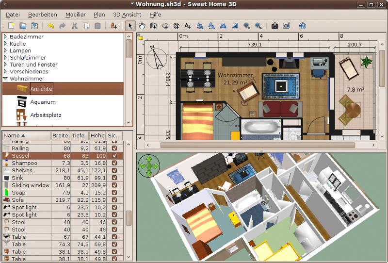 3D Home Designing Software