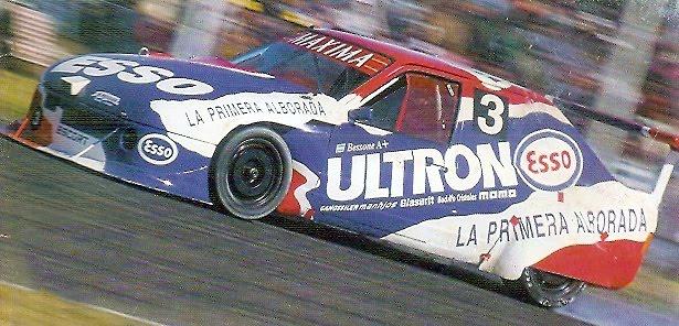 """10 de noviembre, 1996 / EL TC2000 CORRIA EN POSADAS Y GANABA ERNESTO """"TITO"""" BESSONE"""