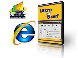 برنامج الترا سيرف لفتح المواقع المحجوبة download ultrasurf