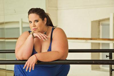 """buongiornolink - """"Il favoloso mondo di Whitney"""", la storia della ballerina obesa"""