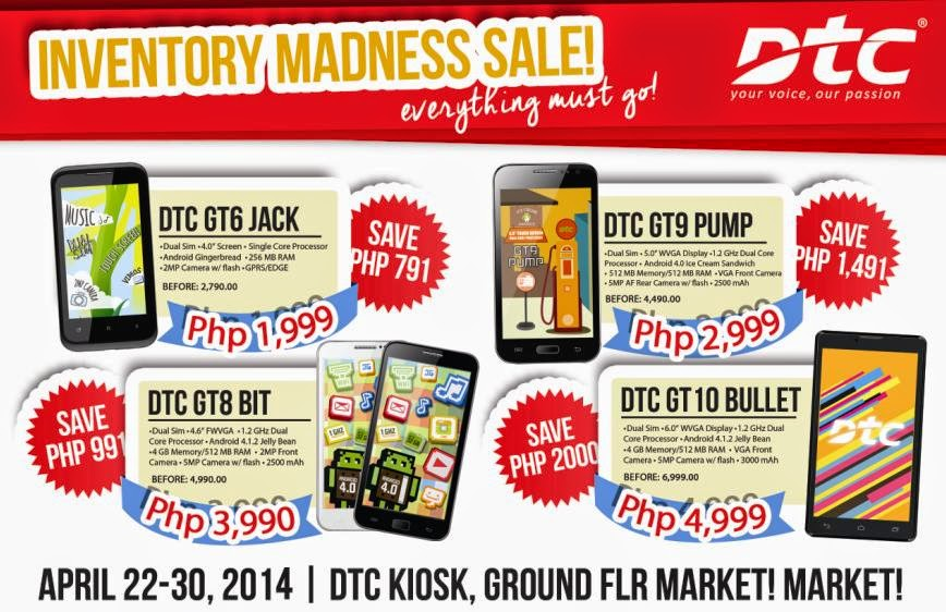 DTC Mobile Inventory Madness Sale, Get Up To 30% Discounts On Selected Smartphones
