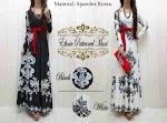 Gamis Spandex Ethic SOLD OUT