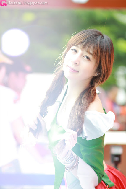 7 Han Min Ji - Dungeon & Fighter 2012-very cute asian girl-girlcute4u.blogspot.com