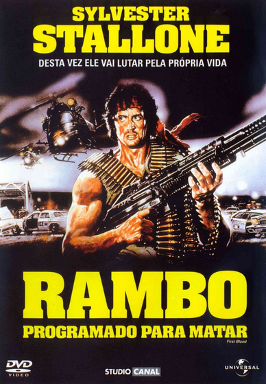 Rambo Programado para Matar Dublado