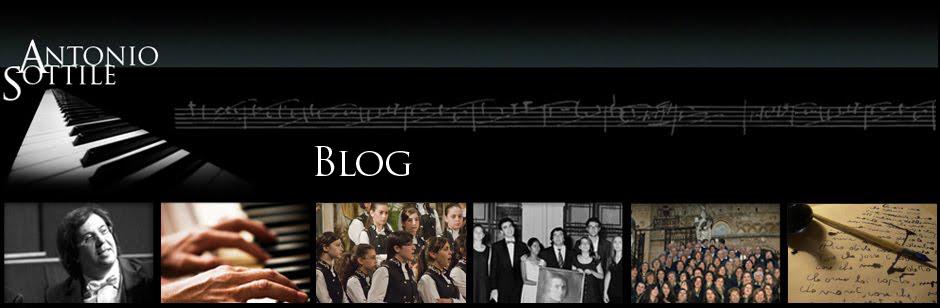 Blog Antonio Sottile