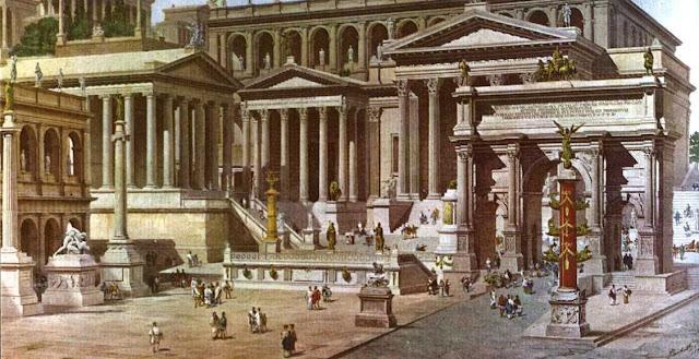 Cuasidelitos y Derecho de la antigua Roma