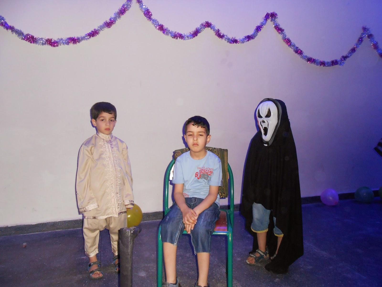 Activités du groupe de maternelle