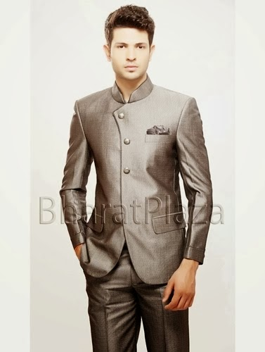 INDO WESTERN WEDDING SUITS FOR MEN