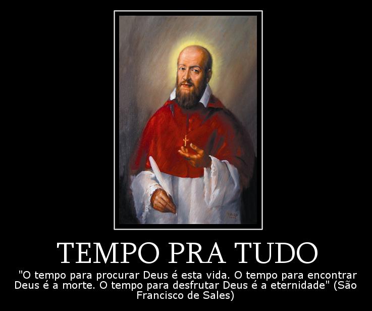 Tempo Pra Tudo Frases Dos Santos