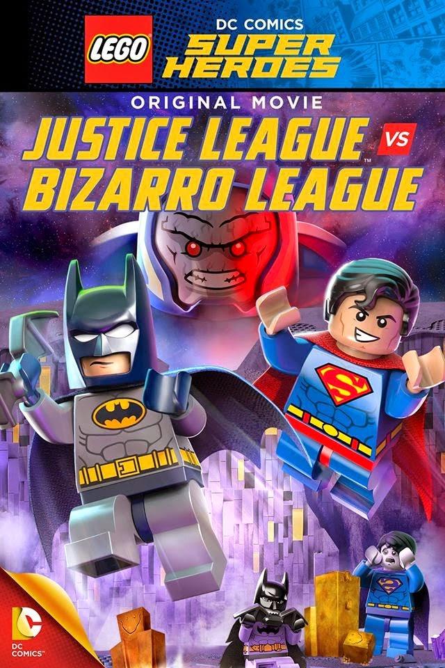 Pelicula LEGO: La Liga de La Justicia vs La Liga de Bizarro Online imagen