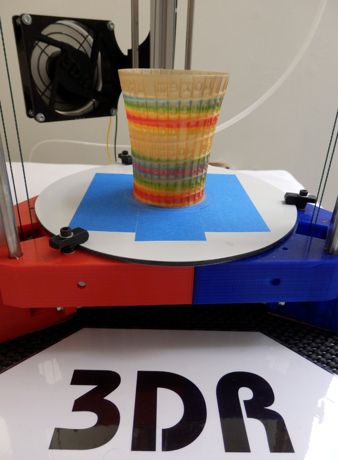 Reprap development and further adventures in DIY 3D printing  3DR