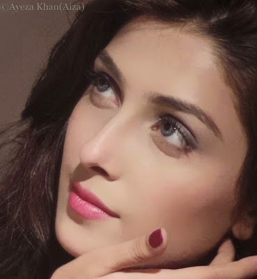 Beautiful Ayeza Khan After Eid Latest Pictures