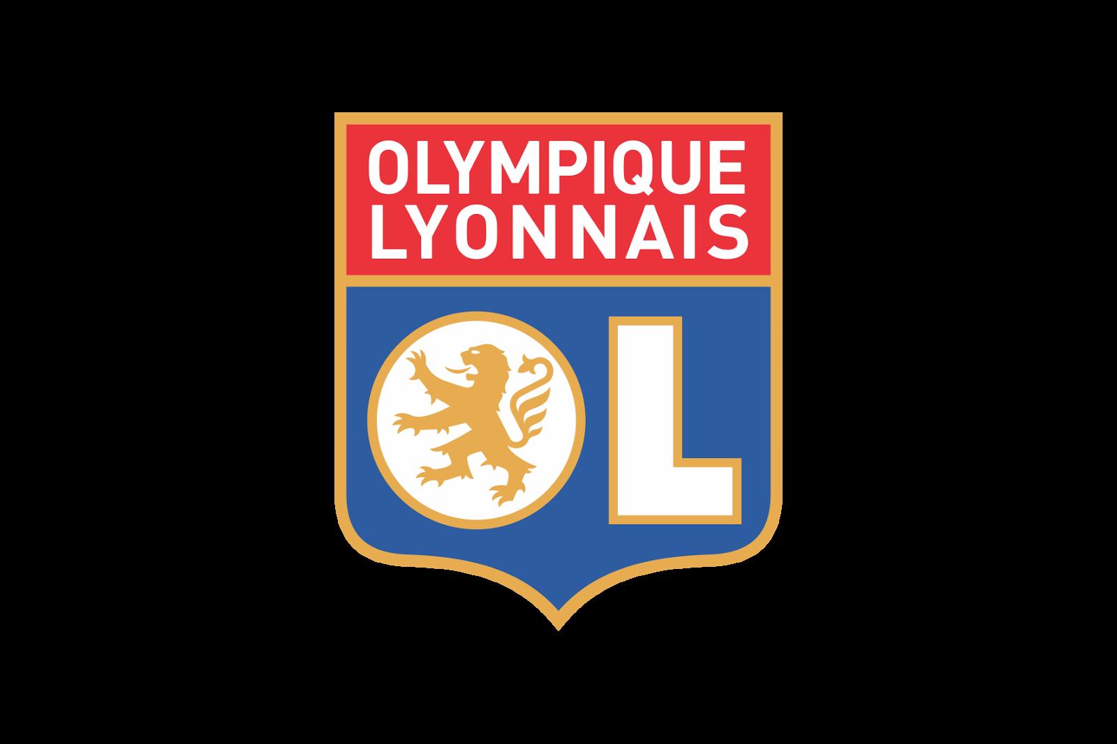 logo Honda Peugeot et logo Olympique Lyonnais