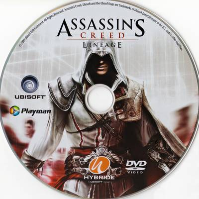 Hit Games: Assassins Creed : PC Game