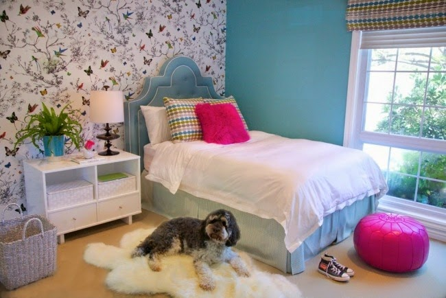 15 cool bedroom wallpaper ideas, designs and patterns for the