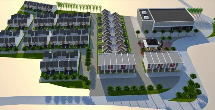 Catur Permata Residence - Master Plan