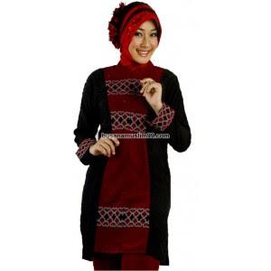 Foto Trend Busana Muslim 2012 Gambar Trend Busana Muslim