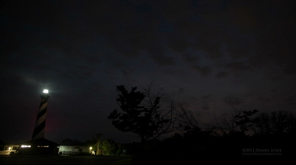 Video Time lapse waktu malam oleh Daniel Dragon